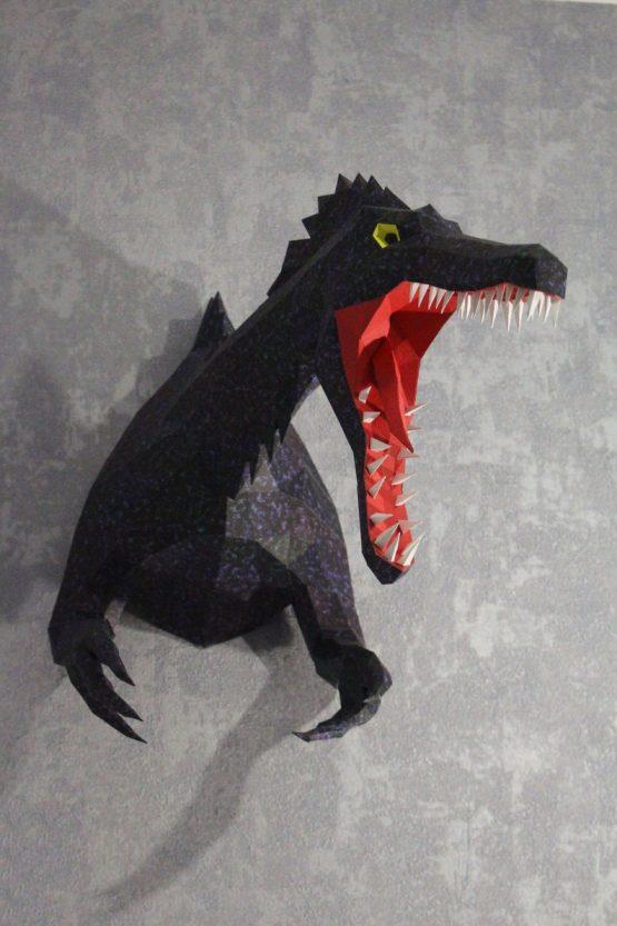 Dinosaur papercraft