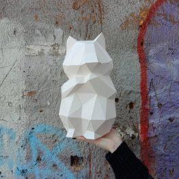 Hamster papercraft