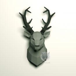 Deer papercraft
