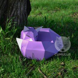 Fox papercraft