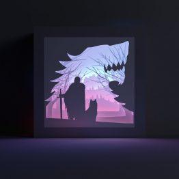 Jon Snow lightbox