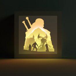 Witcher lightbox